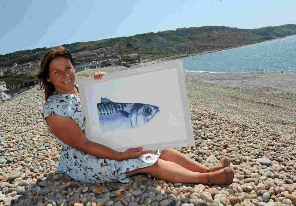 Artist hopes for work to be part of national exhibition