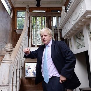Boris Johnson is in the running for the safe Tory seat of Uxbridge and
