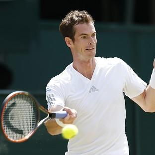 Andy Murray, pictured, was unsure why he suffered cramp in his US Open first-round win over