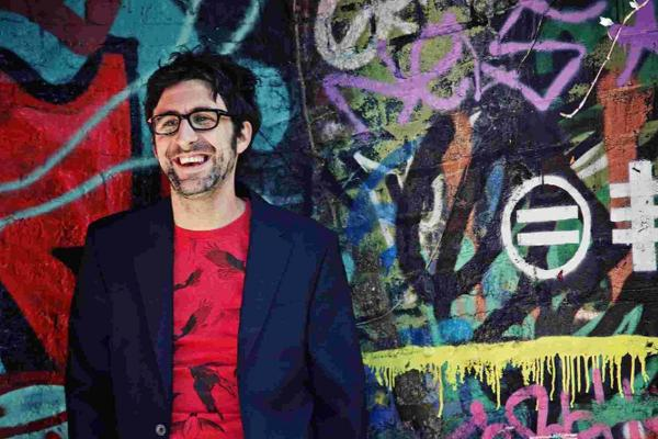 Mark Watson is performing at Weymouth Pavilion on Sunday, September 7