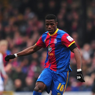 Wilfried Zaha earned a point for Crystal Palace