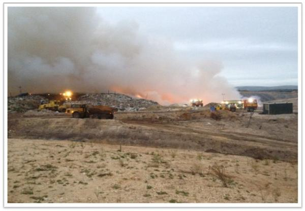 "UPDATE: Wareham landfill blaze now under control after firefighters make ""huge progress"" over last 24 hours"