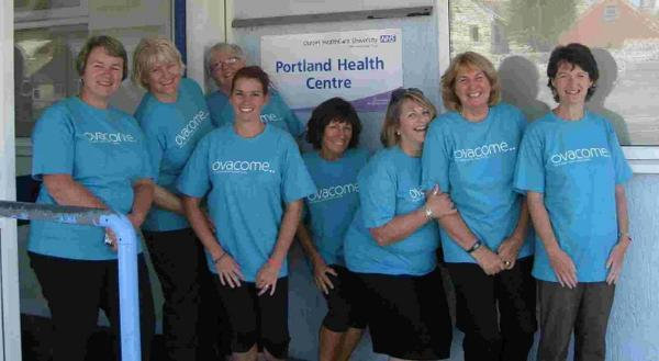 FUN RUN: Staff from Royal Manor Health Care who are participating in this year's Kamikaze Run