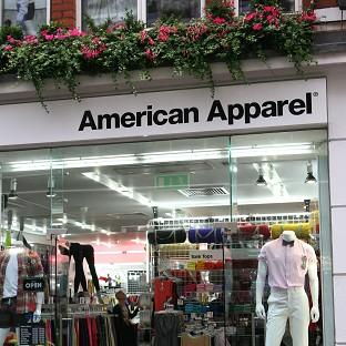 American Apparel disputed claims that the ads were part of a back