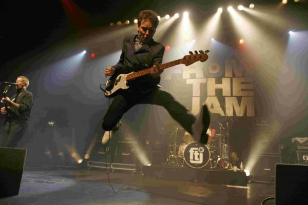 JUMP: Bruce, From The Jam