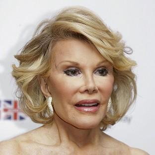 Joan Rivers has been moved out of intensive care
