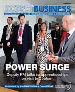 Dorset Echo: Dorset Business August 2014