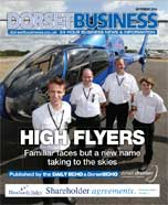 Dorset Echo: Dorset Business September 2014