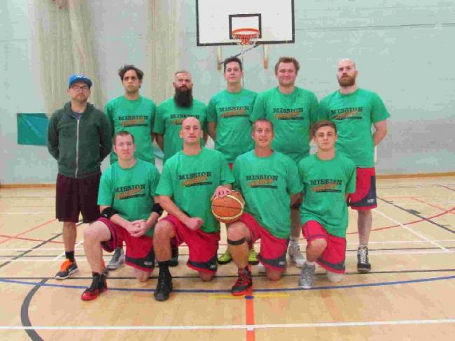 OFF TO A FLYER: Weymouth Mission Fitness Bandits