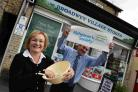 Broadwey Village Stores bake off, run by Janet and Peter Blakey