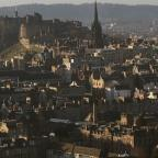 Dorset Echo: Edinburgh has been sealed off amid reports of a shooting