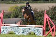MANE EVENT: Hannah Collin competes on May the pony