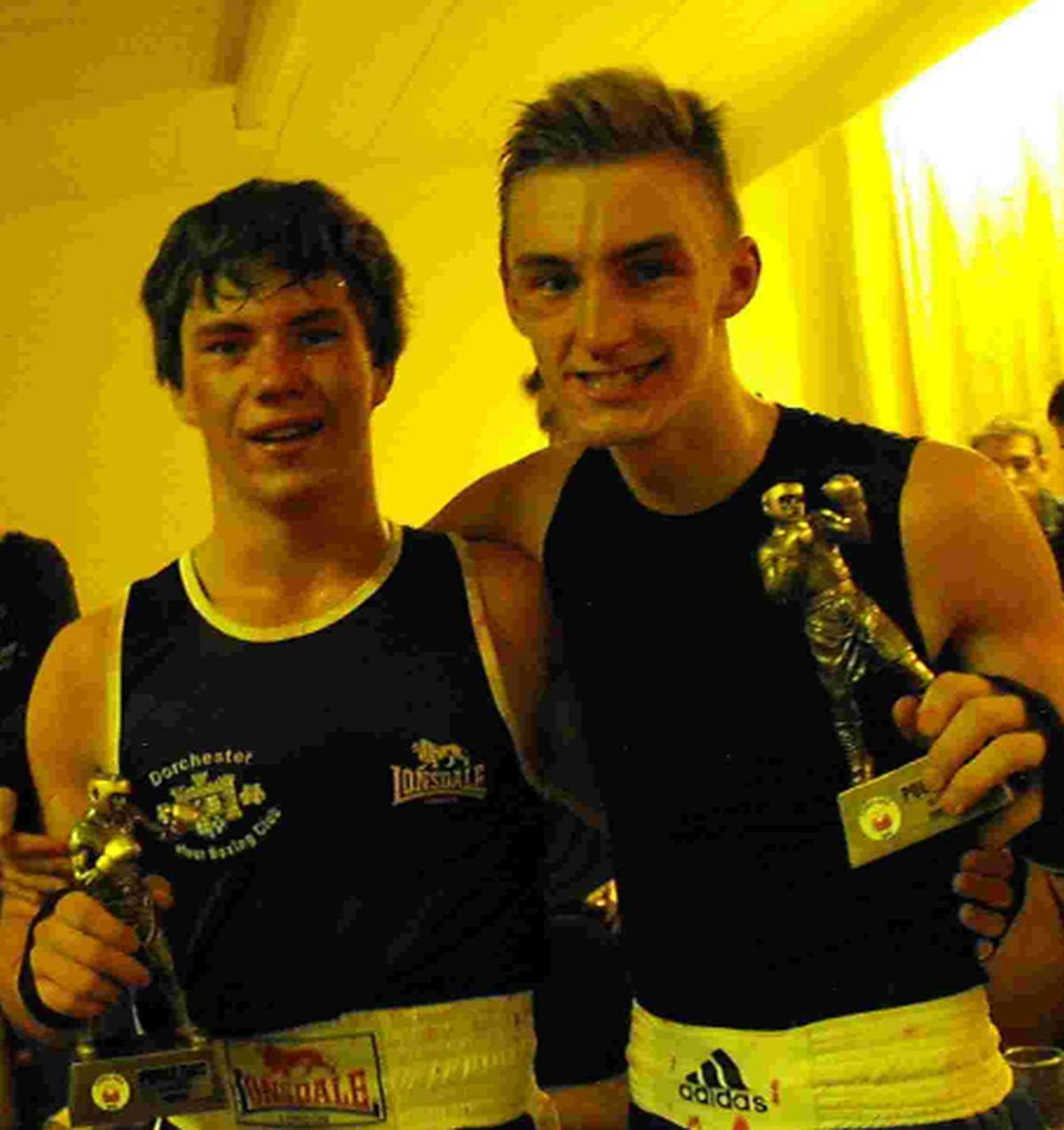 south weymouth kids boxing
