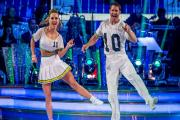 Steve Backshall loses out in Strictly dance-off