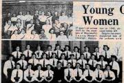 Young Christian Women's Association photograph identified
