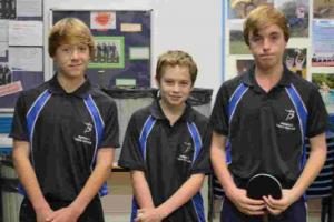 Table tennis: Top two are still on track