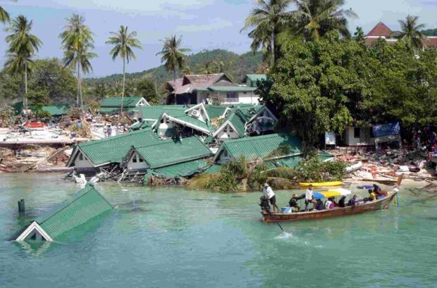 Boxing Day Tsunami 2004 Responses of The Boxing Day Tsunami