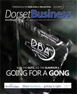 Dorset Echo: Dorset Business 2014 December issue