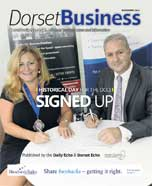 Dorset Echo: Dorset Business November 2014