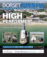Dorset Echo: Dorset Business October 2014