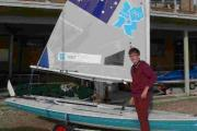 Afloat: Cove Aussie series gets off the mark