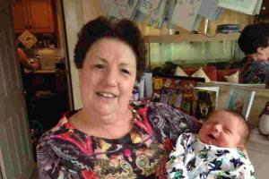 Shop owners' delight with new arrival Isaac