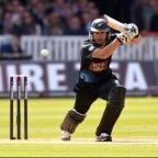 Dorset Echo: Ross Taylor played his part in New Zealand's win