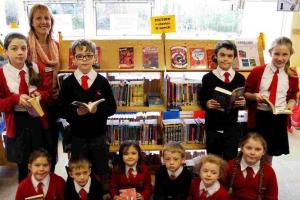 Big boost for eager readers at primary school