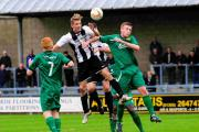 BELIEF IN THE BOSS: Dorchester Town's Sam Lanahan