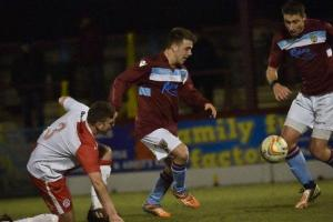 Terras: Cup hero Fiddes focused on big finish