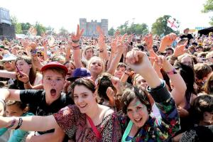 Day tickets for Camp Bestival on sale tomorrow