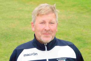 Terras: Craig Laird takes manager's position at Yate Town
