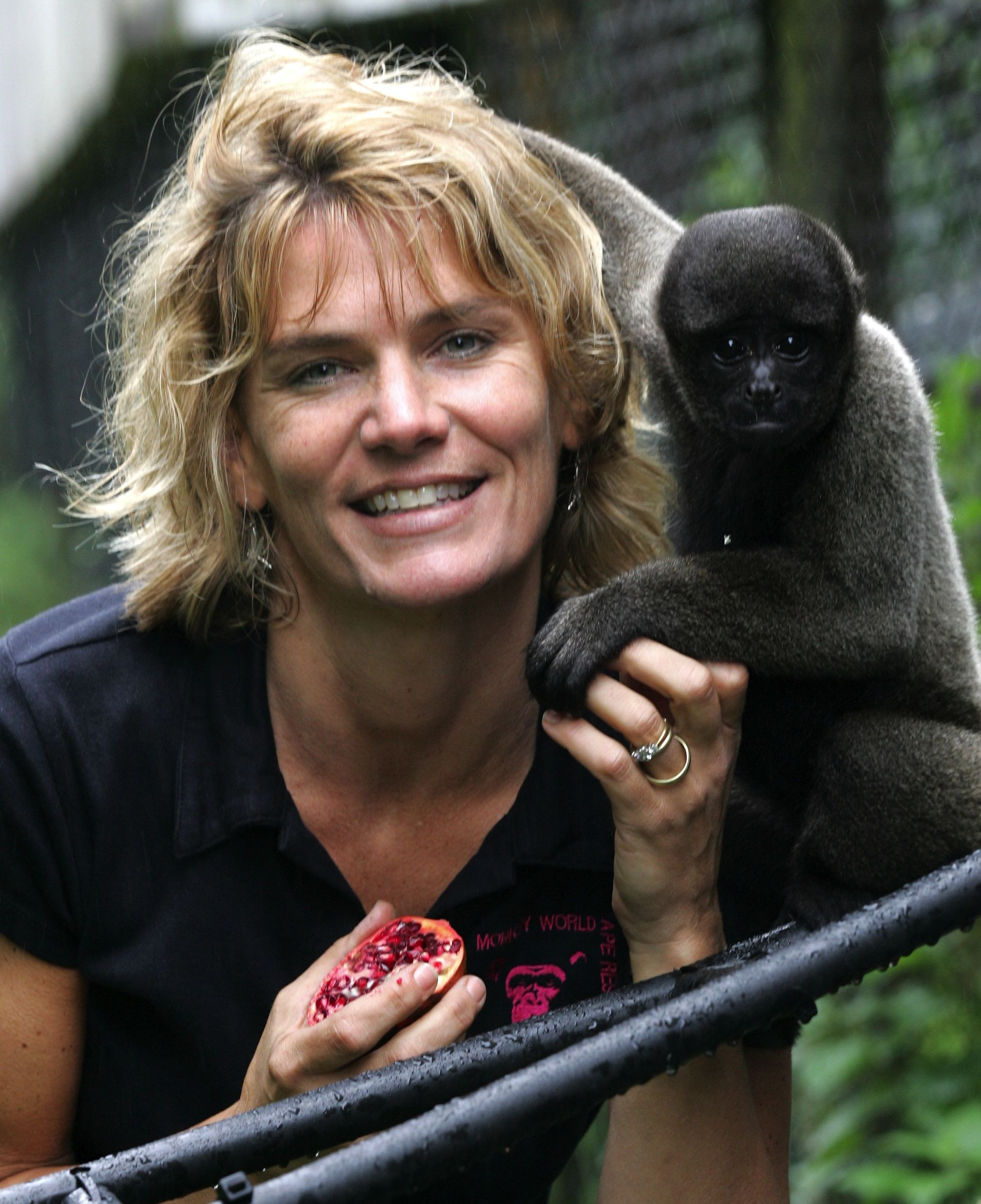 Monkey World director heads to London in bid to change pet trade legislation