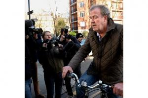 Clarkson says he will miss Top Gear