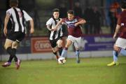 POSITIVE: Weymouth winger Alec Fiddes