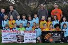 GIRL POWER: Redlands FC are set to hold their first girls' football festival on Saturday, June 20