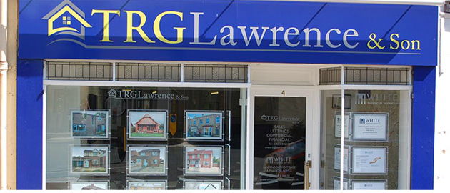 Dorset Echo: TRG Lawrence Property Agent office picture