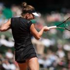 Dorset Echo: Simona Halep is aiming to win her first grand slam