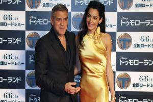 5 times Amal Clooney totally stole the show from husband George Clooney