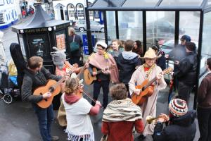 Lyme Regis Busking Festival to return this weekend