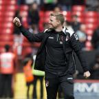 Dorset Echo: Eddie Howe has been named the LMA manager of the year