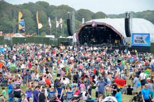 Top chefs to cook up tasty treats at Camp Bestival