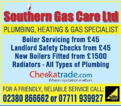 Southern Gas Care Ltd