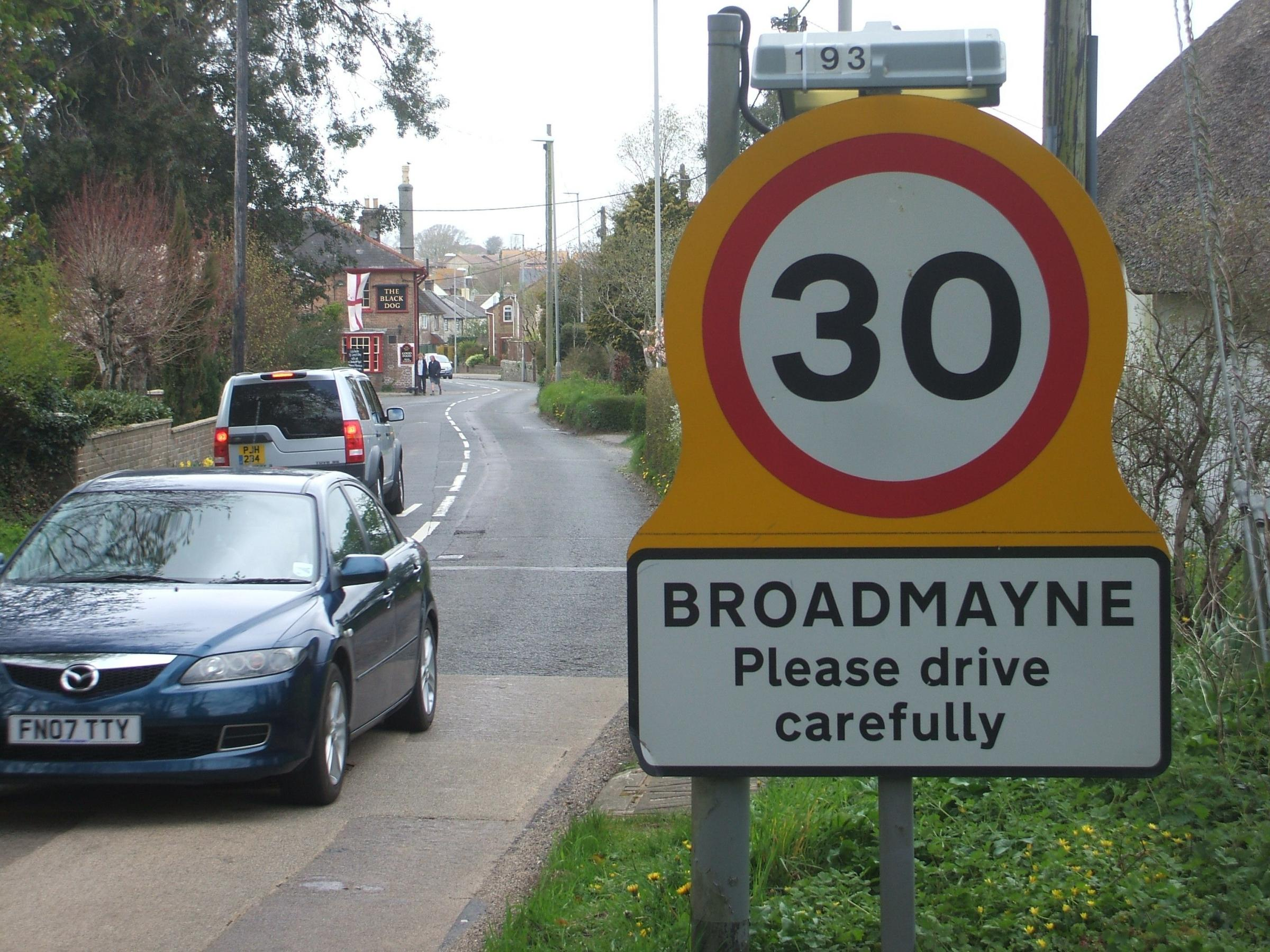 Planning matters in Broadmayne