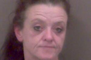 'Despicable' drug addict swipes woman's bag as she adminsters first aid