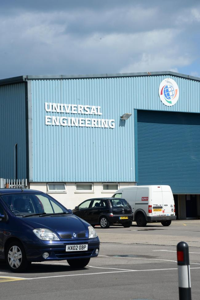 Stupendous Updated Jobs Losses As Weymouths Universal Engineering Goes In To Wiring 101 Eattedownsetwise Assnl