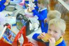 PACKING IT IN: Packed lunches at Damers could be a thing of the past as the Dorchester school is among the first in the county to bring back hot meals