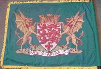 CONTROVERSY: Dorset County Council's flag