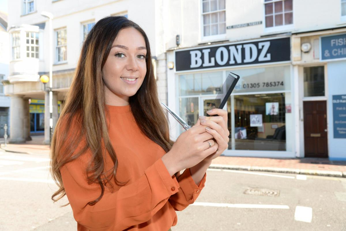 CUT ABOVE THE REST Weymouth Stylist Becomes Unicef Global Ambassador