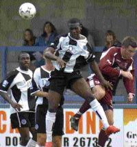 COUNTY TOWN RETURN: Nathan Peprah-Annan